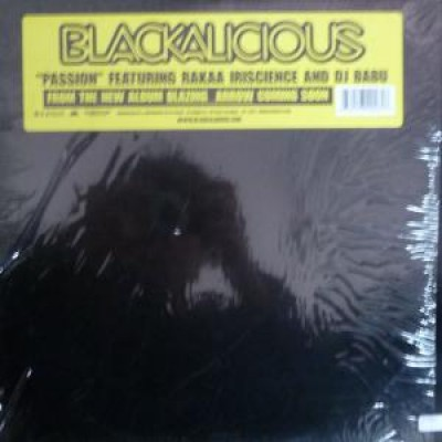 Blackalicious - Passion (feat Rakaa Iriscience & DJ Babu)