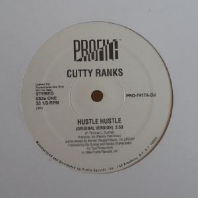 Cutty Ranks - Hustle Hustle