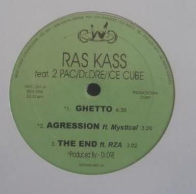 Ras Kass - Ghetto / Agression / The End