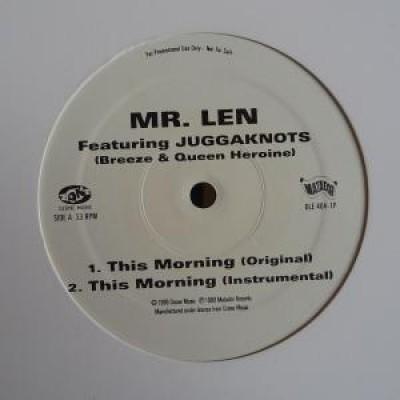 Mr. Len - This Morning
