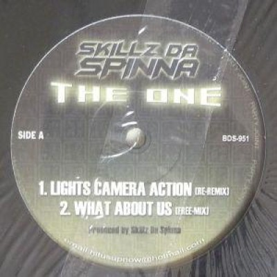 Skillz Da Spinna - The One