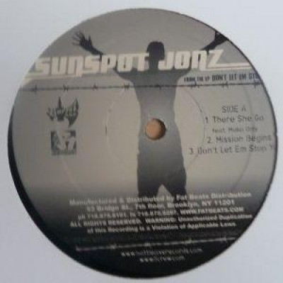 Sunspot Jonz - There She Go