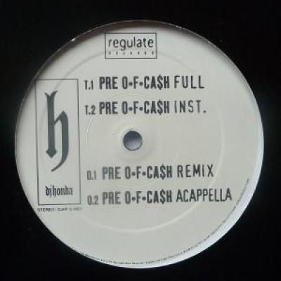 DJ Honda - Pre Of Cash