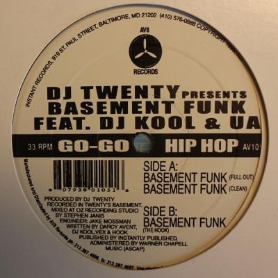 DJ Twenty - Basement Funk