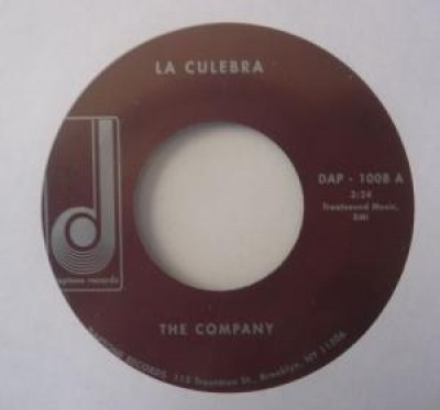 Company, The - La Culebra