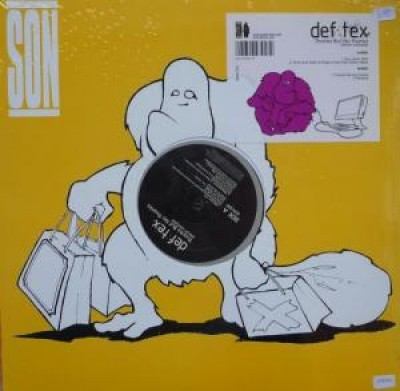 Def Tex - Thanks But No Thanks Album Sampler
