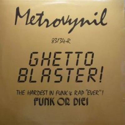 Various - Ghetto Blaster!