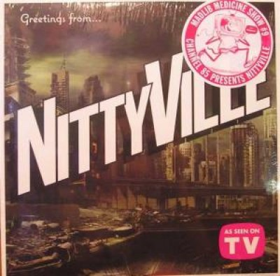 Madlib Wit' Frank - Channel 85 Presents Nittyville, Season 1
