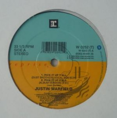 Justin Warfield - Pick It Up Y'All / Live From The Opium Den