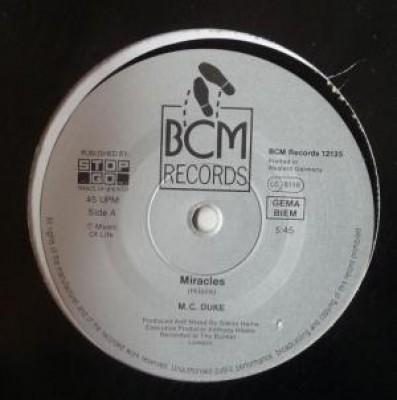 MC Duke - Miracles
