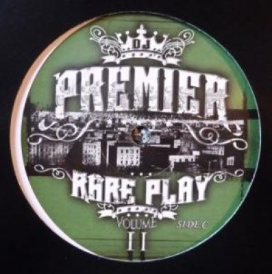 DJ Premier - Rare Play Volume 2