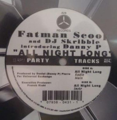 Fatman Scoop - All Night Long