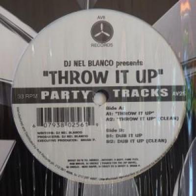 Nel Blanco - Throw It Up