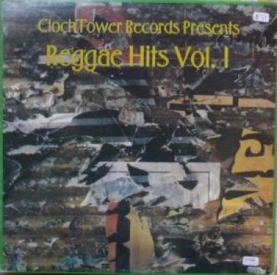 Various - Clocktower presents Reggae Hits Vol. 1