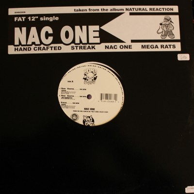 Nac One - Album Sampler