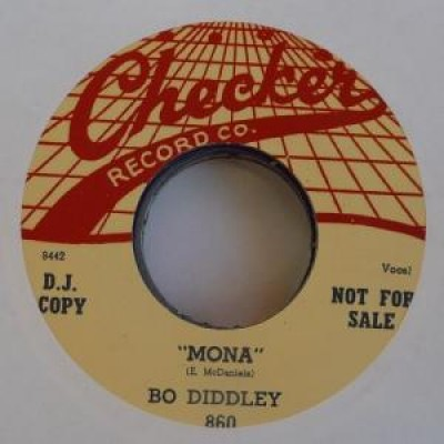 Bo Diddley - Who Do You Love / Mona