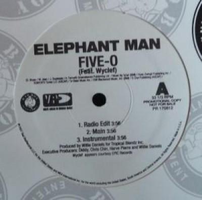 Elephant Man - Five-O