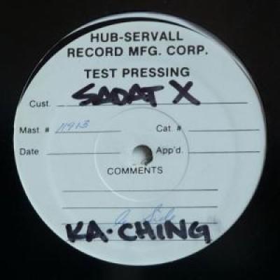 Sadat X - Ka-Ching / X-Man