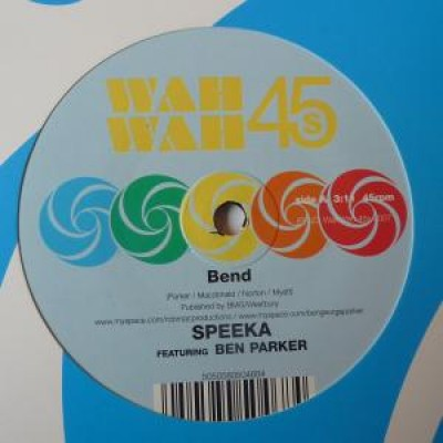 Speeka - Bend / Free At Last