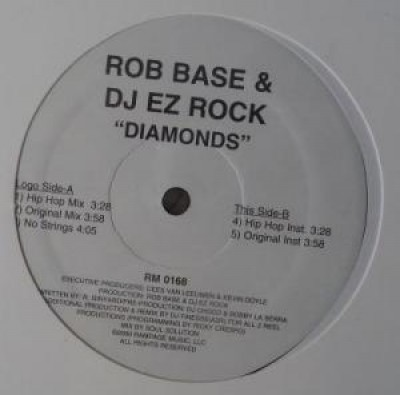 Rob Base & DJ E-Z Rock - Diamonds