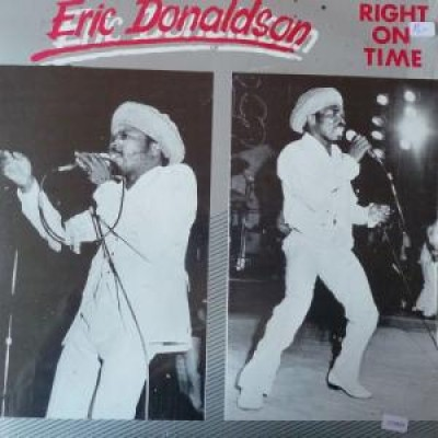 Eric Donaldson - Right On Time