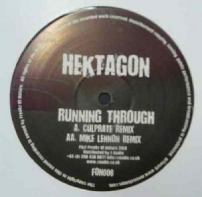 Hektagon - Running Through (Remixes)