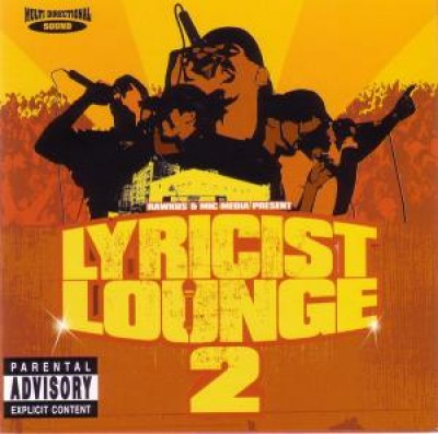 V.A. - Lyricist Lounge 2