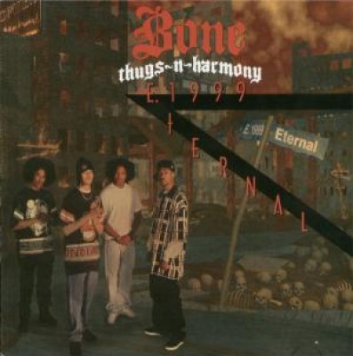 Bone Thugs-N-Harmony - E. 1999 Eternal