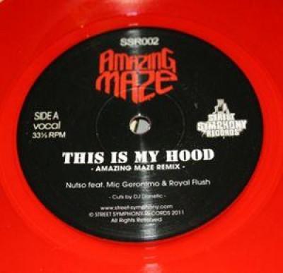 Amazing Maze - This Is My Hood Remix
