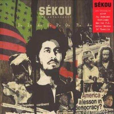 Sékou The Ambassador - D.i.a.s.p.o.r.a.