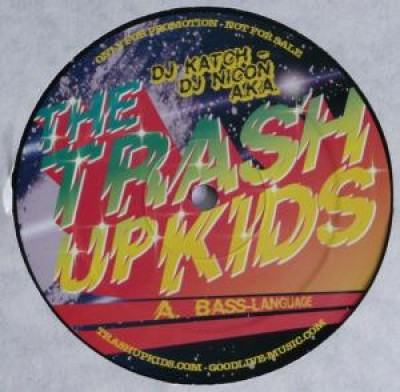 Trash Up Kids, The - Volume One