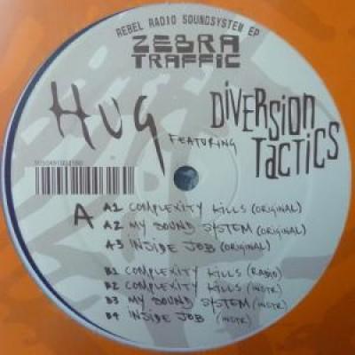 Huggy Bear - Rebel Radio Soundsystem EP