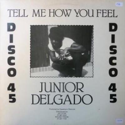 Junior Delgado - Tell Me How You Feel