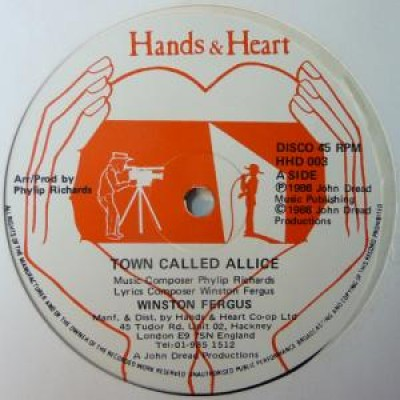 Winston Fergus - Town Called Allice