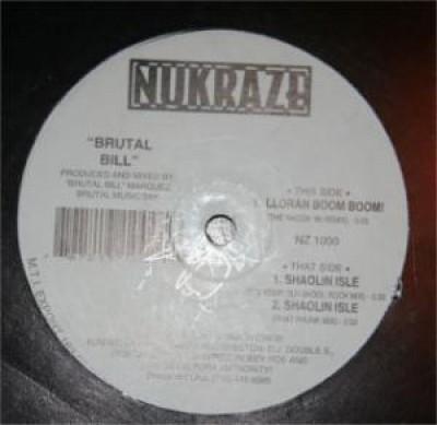 Brutal Bill - Lloran Boom Boom!