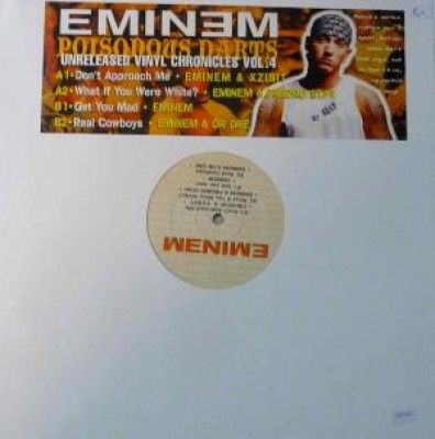Eminem - Unreleased Vinyl Chronicles Vol. 4 - Poisonous Darts