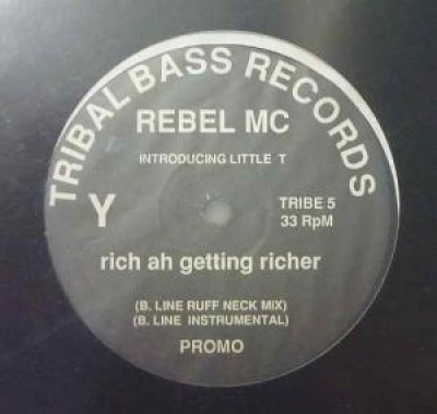 Rebel MC - Rich Ah Getting Richer