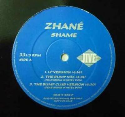 Zhané - Shame