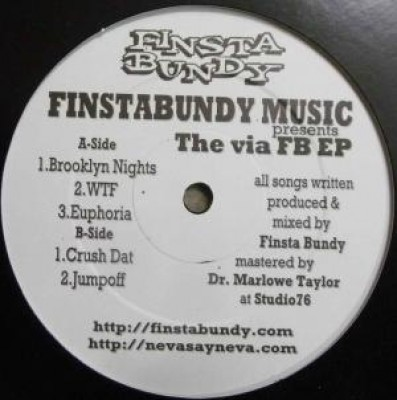 Finsta Bundy - The Via FB EP