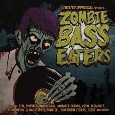 Various - Zombie Bass Eaters