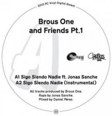 Brous One - Brous One And Friends Pt. 1