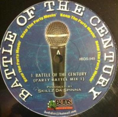 Skillz Da Spinna - Battle Of The Century