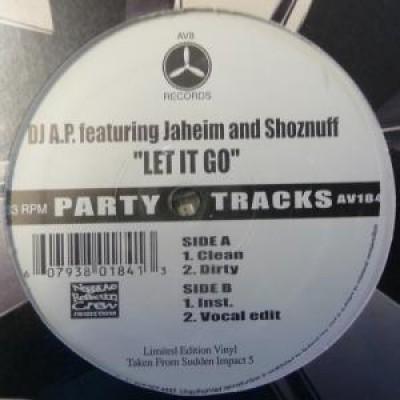 DJ A.P. - Let It Go