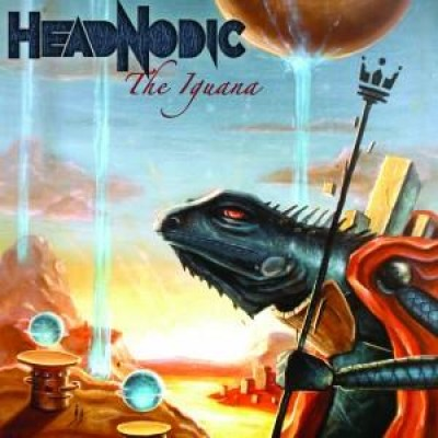 Headnodic - The Iguana