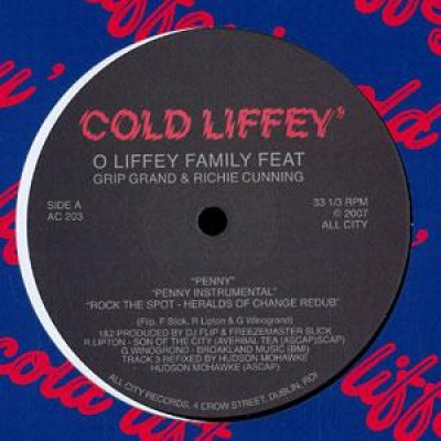 O Liffey Family - Cold Liffey'