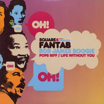 Square4 - Bob James Boogie / Pops Riff / Life Without You