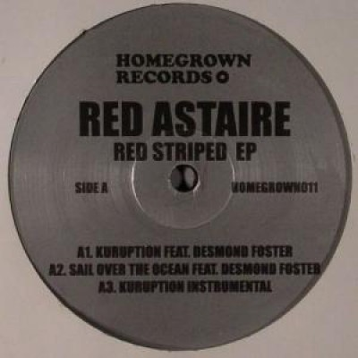 Red Astaire - Red Striped EP