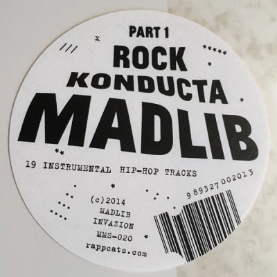 Madlib - Rock Konducta (Part 1)
