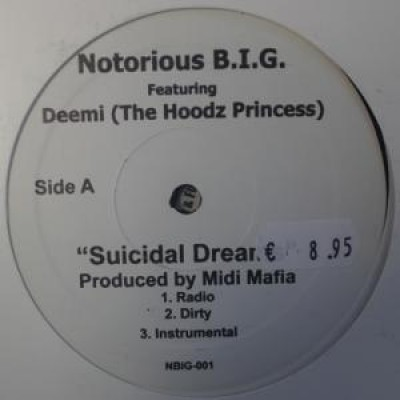 Notorious B.I.G. - Suicidal Dreams