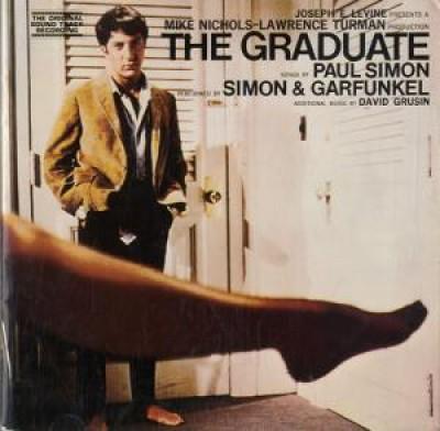 Simon & Garfunkel - The Graduate (Original Sound Track Recording)
